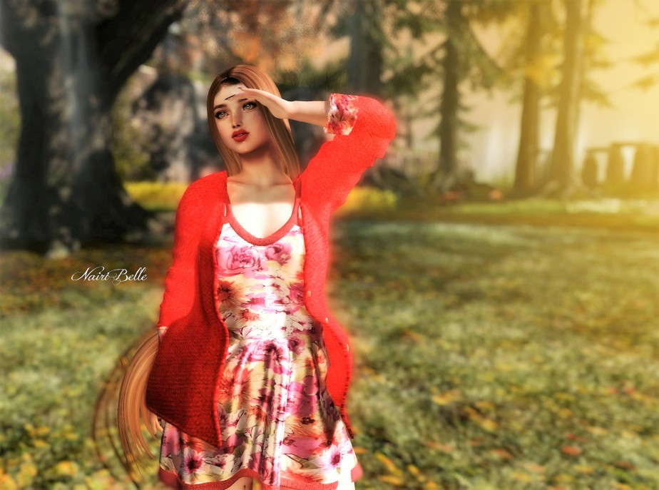 Designers want me to dress like Spring, in billowing things. I don't feel like Spring. I feel like a warm red Autumn -MarilynMonroe
